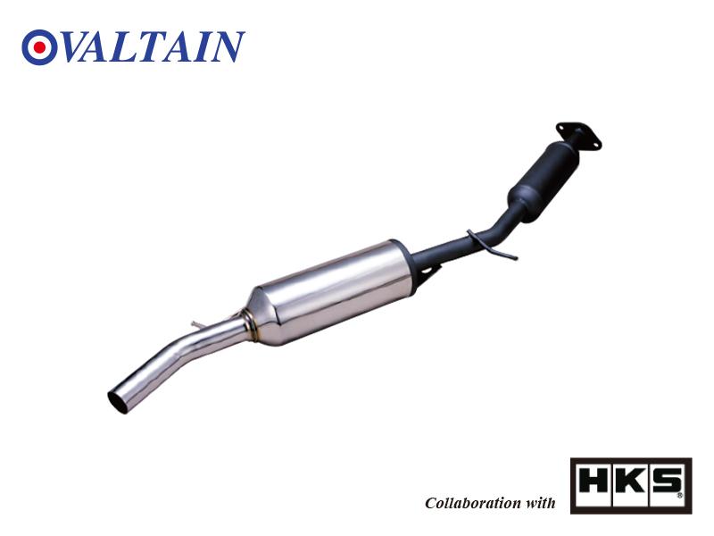VALTAIN マフラーオールステンレスサイド