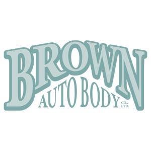 ブラウンオートボディ